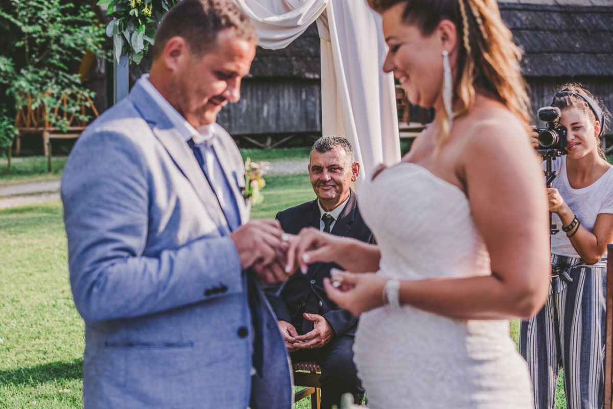Esküvő fotózás, család és portré fotós | Melinda és Füles esküvője